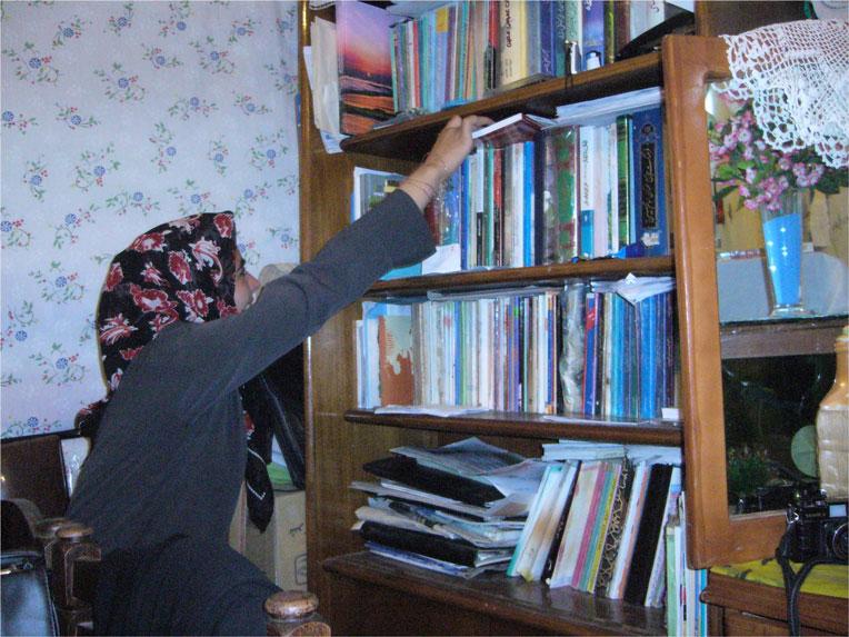 كتابخانه هاي محروم