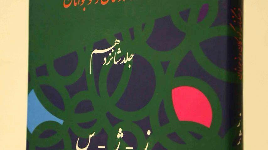 جلدهای یک تا هفدهم فرهنگنامه کودکان و نوجوانان