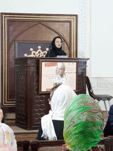 لیلا میرزایی-عضو شورای کتاب کودک