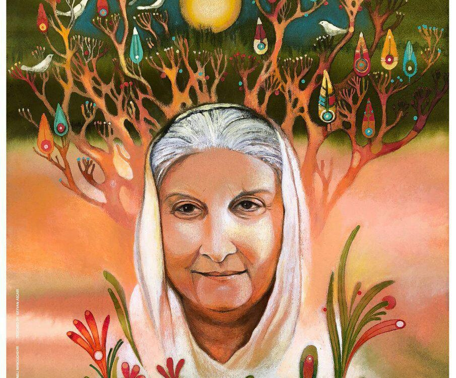 بزرگداشت نوش آفرین انصاری دبیر شورای کتاب کودک